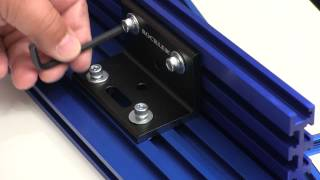 Rockler T-Track Table w/Accessories Review by NewWoodworker