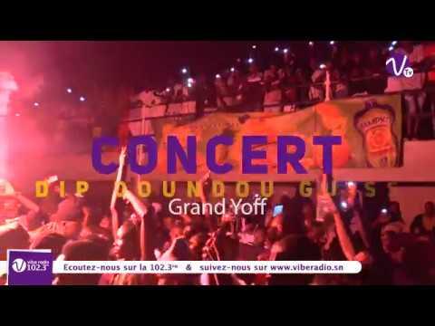 Revivez le concert de Dip Doundou Guiss à Grand Yoff