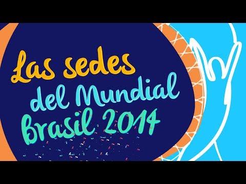 Las Sedes del Mundial Brasil 2014 Sede Brasilia
