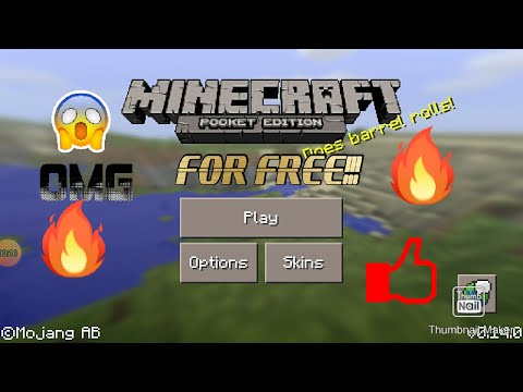 how-to-download-minecraft-:-pocket-edition-.................free!!!!!!!!
