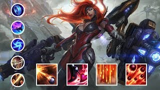 Miss Fortune - Clean