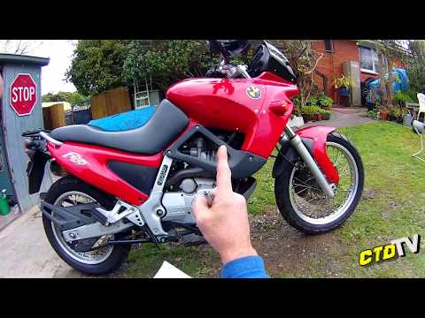 BMW F650 - Quick Restoration - Part 2