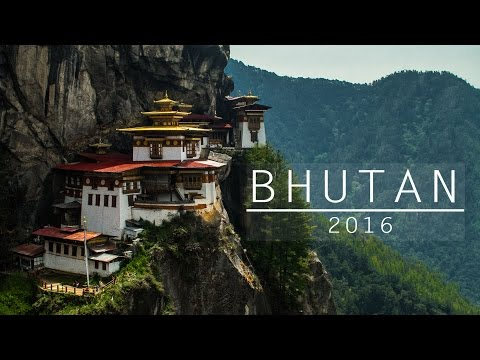 Bhutan - Visual Vibes 2016