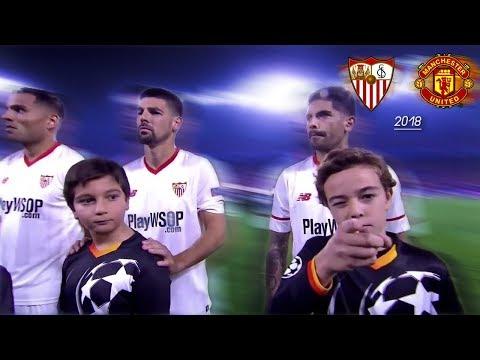 Sevilla - Man United//Promo