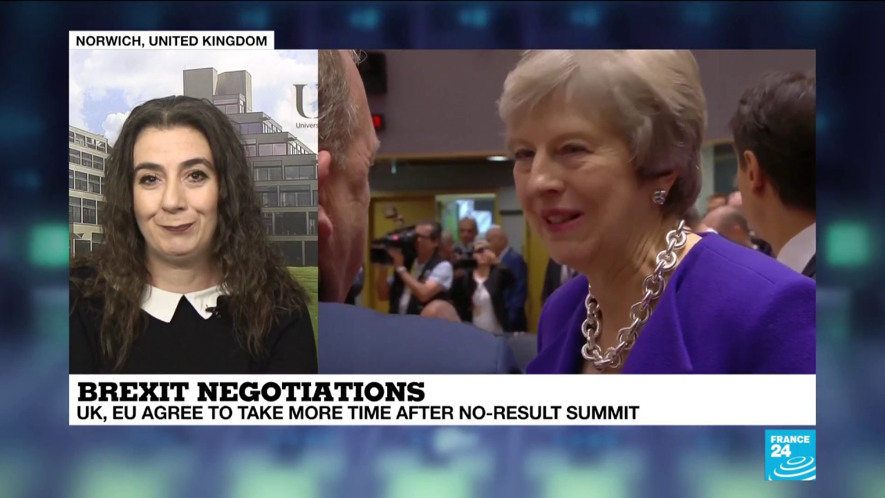 فرانس 24:''Even if there is a Brexit deal, it will be very difficult to get it through parliament''