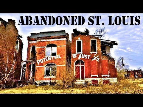 101 Abandoned Homes & Buildings In North St. Louis City