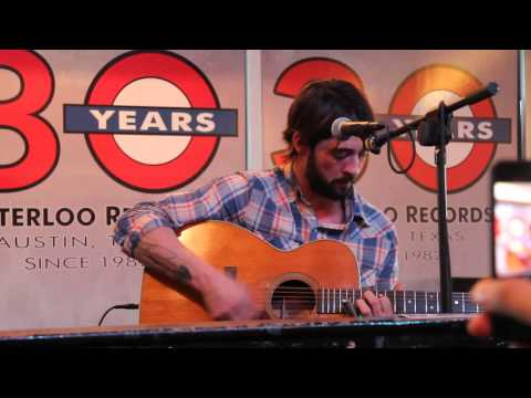 Ryan Bingham Performs Bread and Water Acoustic Live
