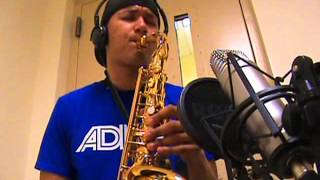 Maroon 5 - She Will Be Loved - Alto Saxophone by charlez360