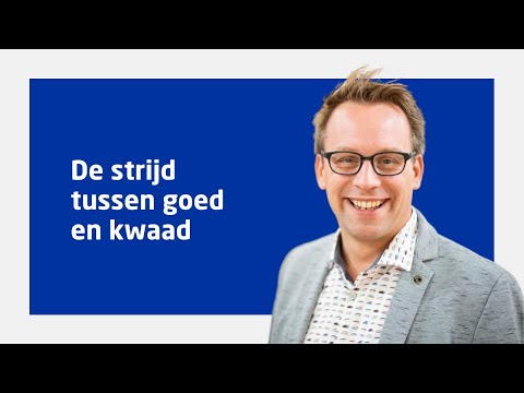 Bert Noteboom Over 'De Strijd Tussen Goed En Kwaad'