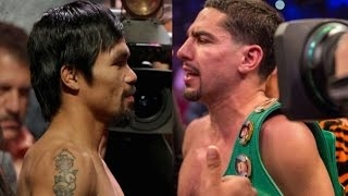 Manny Pacquiao vs Danny Garcia Knock Outs & Highlights