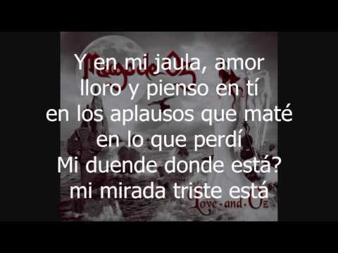 Mägo de Oz - El Hombre De La Mirada Triste (Letra-Lyrics)