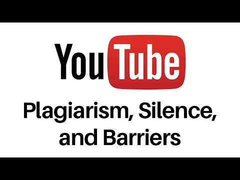 The YouTube Creator Community - Plagiarism, Silence, and Barriers | SwankyBox