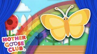Rainbow, Rainbow | Mother Goose Club Lullaby #NurseryRhymes
