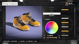 NBA 2K15 Shoe Creator | Jordan Tokyo V