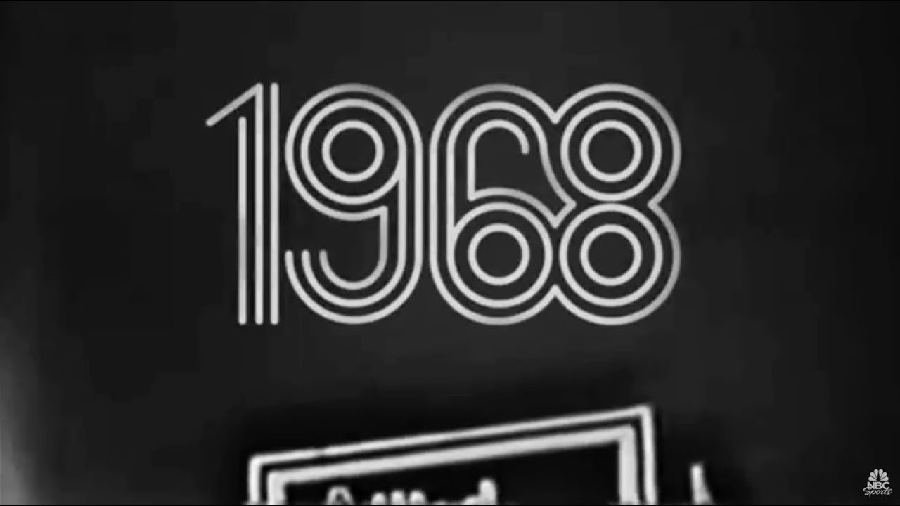1968 – A Mexico City Documentary I NBC Olympics