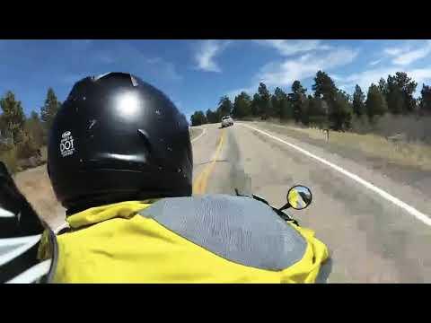 Highway I-70 Colorado