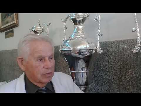 ÓLEOS SANTOS entrevista Sr. Manoel Moreira