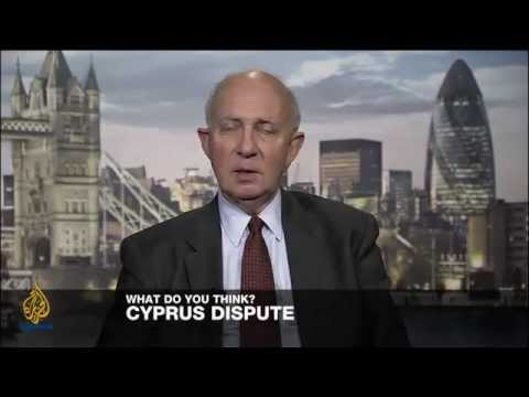David Hannay explains the legal position on Cyprus