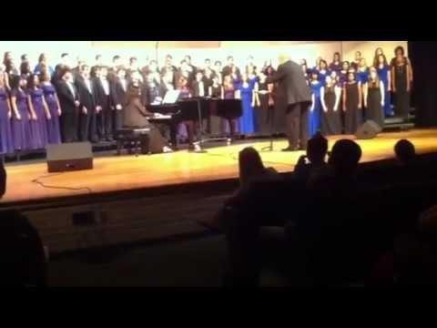WCJC & NHS Choirs -- The Awakening