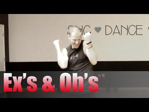 Ex's & Ohs - Elle King(Dance Fitness with Jason)