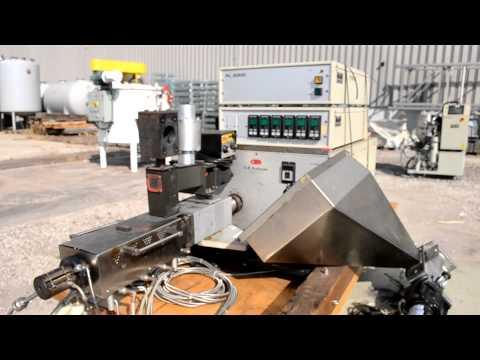 Used- C.W. Brabender Plasti-Corder Extruder System  - Stock# 42759001