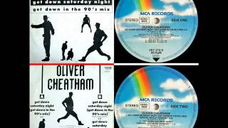 Oliver Cheatham - Get Down Saturday Night (Remix 90's)