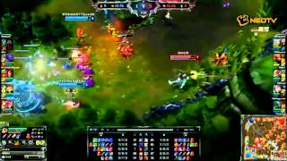 WCG 2013 LOL —WE VS OMG(中国区决赛 WE VS OMG)