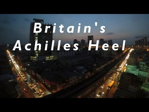 Britain's Achilles Heel - Our Uncompetitive Pound - Full Length Documentary