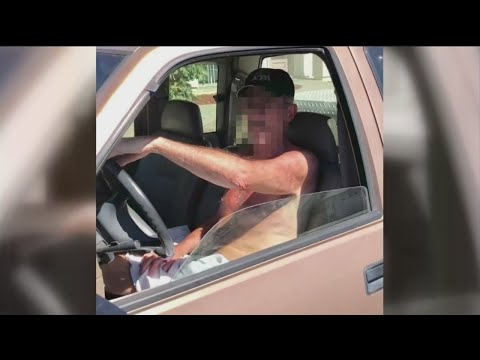 Man Spotted Driving Near Vacaville Daycare Wearing Just A Towel