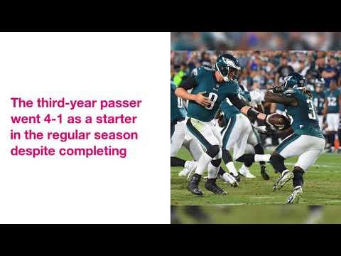 Nick Foles can join the list of backup quarterbacks who've won Super Bowls