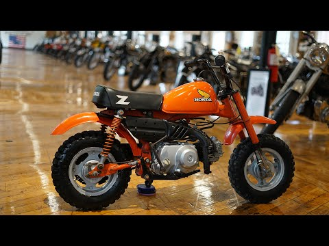 1984 Honda Z50