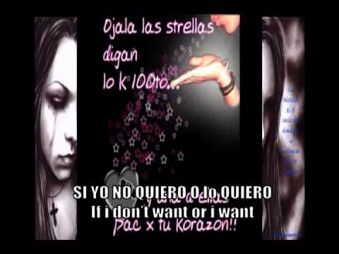 Dimelo Enrique Iglesias (inglés/español) Letras with lyrics