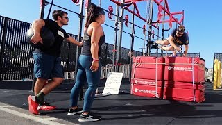 Download CROSSFITTERS DO POLICE ACADEMY FITNESS TEST (#Vlog 96) Mp3 and Videos