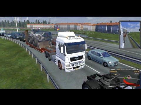 Euro Truck Simulator 2: Stockholm-Helsinki (ProMods V1.0) Scandinavian Map