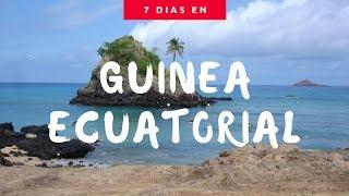 7 Dias en Guinea Ecuatorial