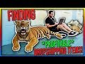 Even This Tiger Found Profitable Dropshipping Items - Products on Amazon eBay