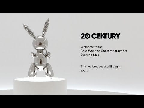 Live Stream |Post-War and Contemporary Art Evening Sale| 15May 2019 |Christie's