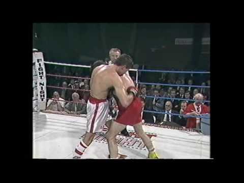 Donnie Hood vs Brian Holmes