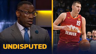 I'm taking Nikola Jokic over Joel Embiid for MVP - Shannon Sharpe | NBA | UNDISPUTED