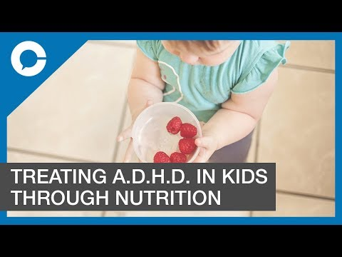 Canadian Nutritionist Karen Ryan: Treat Childhood ADHD with Nutrition