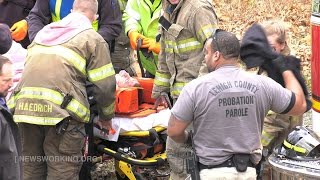 Man jumps off bridge in Whitehall, PA.
