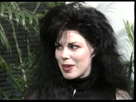 1988 Sisters of Mercy (Patricia Morrison) Interview