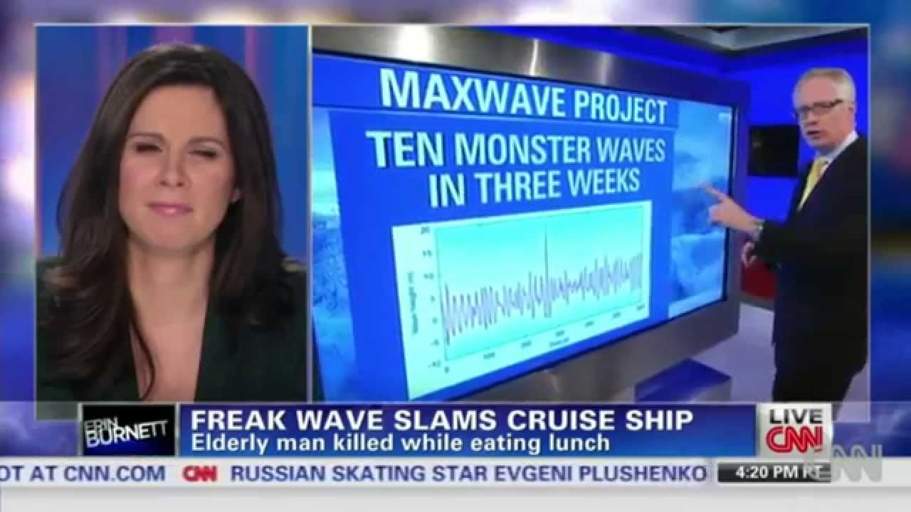 CRUISE SHIP Hit By FOOT HIGH WAVE YouTube - Giant wave hits cruise ship