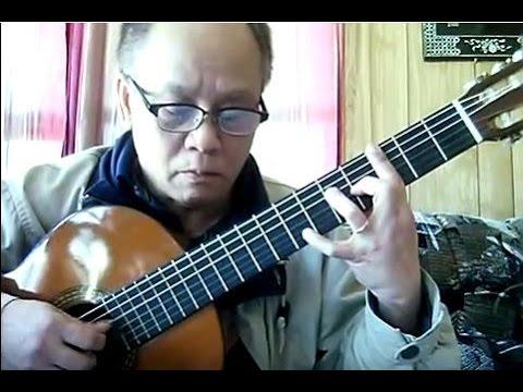 Cát Bụi (Trịnh Công Sơn) - Guitar Cover