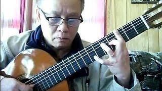 Cát Bụi (Trịnh Công Sơn) - Guitar Cover by Hoàng Bảo Tuấn