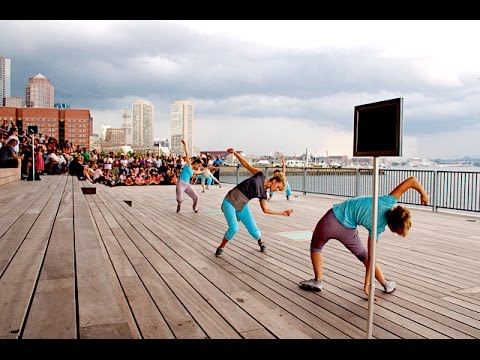 (iseea) excerpts of a site performance- Institute of Contemporary Art, Boston (2007)