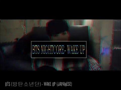 [[NIGHTCORE]] BTS - WAKE UP