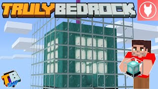 Truly Bedrock SMP - S2 : E13 - Making a Beacon Shop (with Rainbow Beacon)