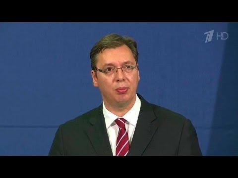 Президент Сербии заявил об отказе вводить санкции против России, несмотря на требования ЕС.