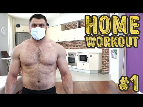 Workout At Home #1 / SNATCH / NO Gym NO Weights